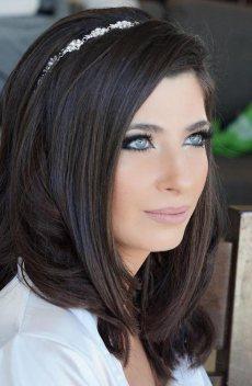 תמונה 2 מתוך חוות דעת על דקל עוז תסרוקות כלה וערב - תסרוקות כלה ועיצוב שיער
