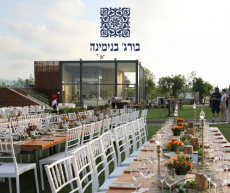תמונה 3 של בורג׳ בנימינה - גני אירועים