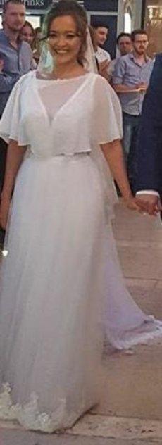 תמונה 9 מתוך חוות דעת על KALA YAFA - כלה יפה - שמלות כלה