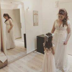 תמונה 7 מתוך חוות דעת על KALA YAFA - כלה יפה - שמלות כלה