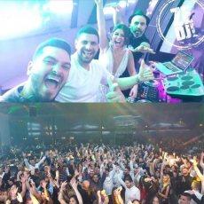 תמונה 9 מתוך חוות דעת על !ZE DJ מושיקו שטרן - אמיר פוינט - קולי - תקליטנים
