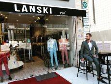 תמונה 2 של לנסקי Lanski מכירה והשכרת חליפות חתן - חליפות חתן