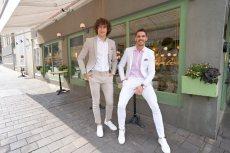 תמונה 5 של לנסקי Lanski מכירה והשכרת חליפות חתן - חליפות חתן