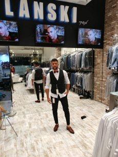 תמונה 5 מתוך חוות דעת על לנסקי Lanski מכירה והשכרת חליפות חתן - חליפות חתן