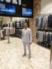 תמונה 6 מתוך חוות דעת על לנסקי Lanski מכירה והשכרת חליפות חתן - חליפות חתן