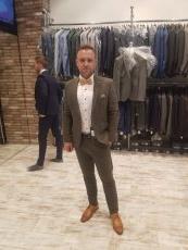 תמונה 2 מתוך חוות דעת על לנסקי Lanski מכירה והשכרת חליפות חתן - חליפות חתן