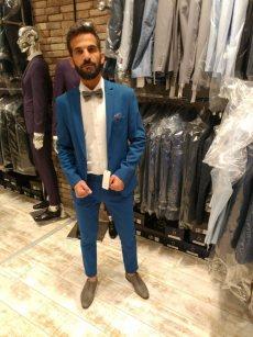 תמונה 7 מתוך חוות דעת על לנסקי Lanski מכירה והשכרת חליפות חתן - חליפות חתן