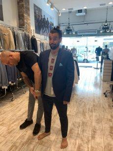 תמונה 10 מתוך חוות דעת על לנסקי Lanski מכירה והשכרת חליפות חתן - חליפות חתן