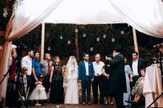 תמונה 10 של הרב אליעזר ברוד - טקס מכובד, מרגש ומתחשב - רבנים ועורכי טקסים