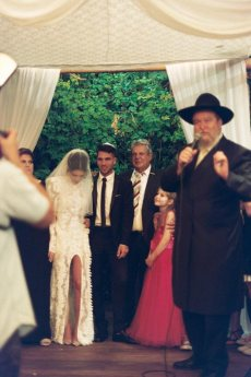 תמונה 10 מתוך חוות דעת על הרב אליעזר ברוד - טקס מכובד, מרגש ומתחשב - רבנים ועורכי טקסים