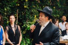 תמונה 5 מתוך חוות דעת על הרב אליעזר ברוד - טקס מכובד, מרגש ומתחשב - רבנים ועורכי טקסים
