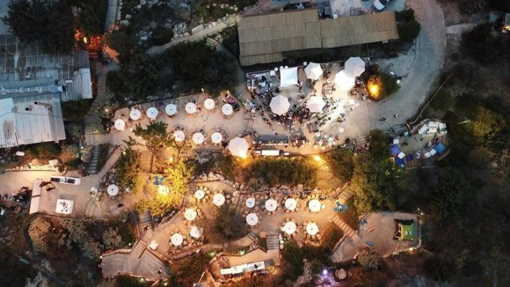 תמונה 2 מתוך חוות דעת על חוות התבלינים בגלבוע - אולמות וגני אירועים