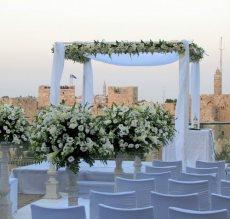 תמונה 1 של בית שמואל - מרכז שמשון - אולמות וגני אירועים