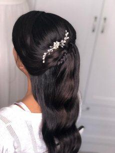 תמונה 9 מתוך חוות דעת על עינב בר מאפרת מקצועית ומעצבת שיער - איפור כלות