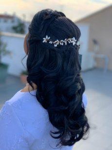תמונה 3 מתוך חוות דעת על עינב בר מאפרת מקצועית ומעצבת שיער - איפור כלות