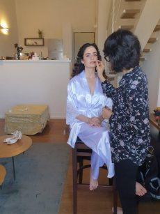 תמונה 11 מתוך חוות דעת על ענבל מסאס - איפור   עיצוב שיער - איפור כלות
