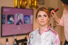 תמונה 8 מתוך חוות דעת על ענבל מסאס - איפור   עיצוב שיער - איפור כלות