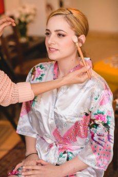 תמונה 9 מתוך חוות דעת על ענבל מסאס - איפור   עיצוב שיער - איפור כלות