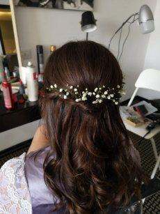 תמונה 6 מתוך חוות דעת על ענבל מסאס - איפור   עיצוב שיער - איפור כלות