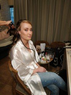 תמונה 5 מתוך חוות דעת על ענבל מסאס - איפור   עיצוב שיער - איפור כלות