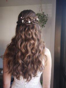 תמונה 2 מתוך חוות דעת על ענבל מסאס - איפור   עיצוב שיער - איפור כלות