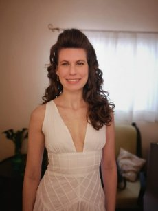 תמונה 3 מתוך חוות דעת על ענבל מסאס - איפור   עיצוב שיער - איפור כלות