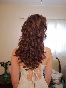 תמונה 4 מתוך חוות דעת על ענבל מסאס - איפור   עיצוב שיער - איפור כלות