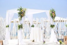 """תמונה 2 של Arca Wedding Club ארקה - אירועים על הים בת""""א - אולמות וגני אירועים"""