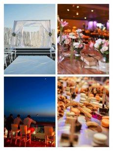"""תמונה 8 מתוך חוות דעת על Arca Wedding Club ארקה - אירועים על הים בת""""א - אולמות וגני אירועים"""