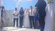 """תמונה 10 מתוך חוות דעת על Arca Wedding Club ארקה - אירועים על הים בת""""א - אולמות וגני אירועים"""
