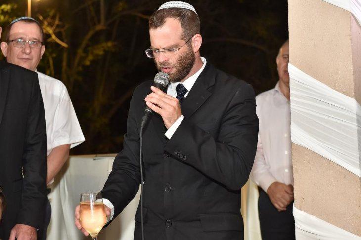 תמונה 2 מתוך חוות דעת על הרב ערן גולדווסר - רבנים ועורכי טקסים