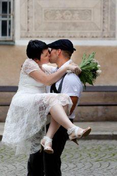 תמונה 1 של חתונה אזרחית בפראג - הפקה וניהול אירועים