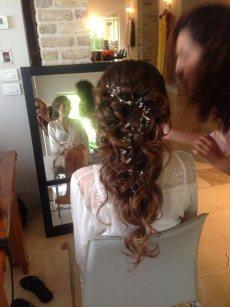 תמונה 10 מתוך חוות דעת על יפית קוריש - איפור ושיער - איפור כלות