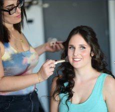 תמונה 9 מתוך חוות דעת על טלי עמרם - איפור ושיער - תסרוקות כלה ועיצוב שיער
