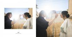 תמונה 4 מתוך חוות דעת על לאנה שוורצמן - איפור כלות
