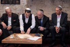 תמונה 6 מתוך חוות דעת על הרב דניאל רוטשטיין - רבנים ועורכי טקסים