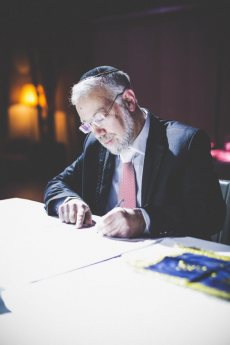 תמונה 10 מתוך חוות דעת על הרב דניאל רוטשטיין - רבנים ועורכי טקסים