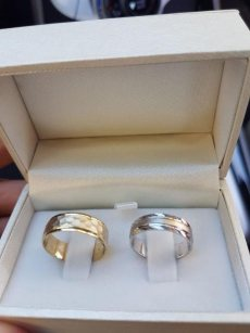 תמונה 11 מתוך חוות דעת על שרף דניאל תכשיטים - טבעות נישואין ואירוסין