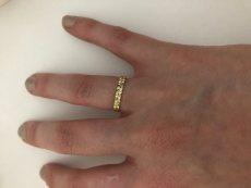 תמונה 4 מתוך חוות דעת על שרף דניאל תכשיטים - טבעות נישואין ואירוסין