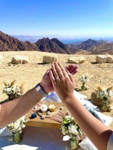 תמונה 1 מתוך חוות דעת על שרף דניאל תכשיטים - טבעות נישואין ואירוסין