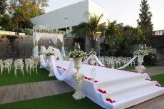 תמונה 1 מתוך חוות דעת על חצר נצר - אירועים וכנסים - אולמות אירועים