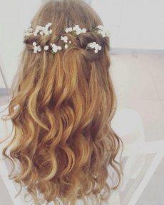 תמונה 8 מתוך חוות דעת על דלית זרנקין - תסרוקות - תסרוקות כלה ועיצוב שיער