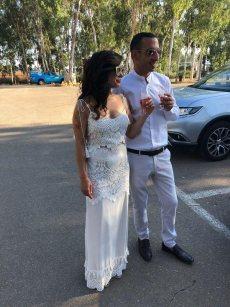 תמונה 2 מתוך חוות דעת על ירון ברכה בצלאל - שמלות כלה וערב - שמלות כלה