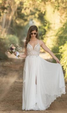 תמונה 4 מתוך חוות דעת על ירון ברכה בצלאל - שמלות כלה וערב - שמלות כלה