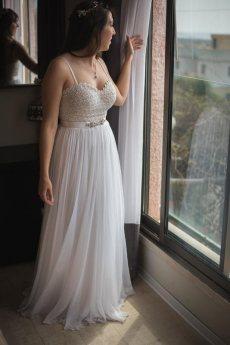 תמונה 7 מתוך חוות דעת על ירון ברכה בצלאל - שמלות כלה וערב - שמלות כלה