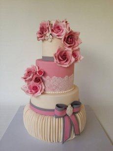 תמונה 6 של תמר על ההר - עוגות חתונה