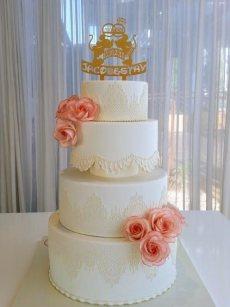 תמונה 10 של תמר על ההר - עוגות חתונה