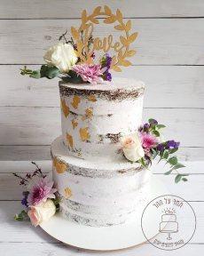 תמונה 4 של תמר על ההר - עוגות חתונה