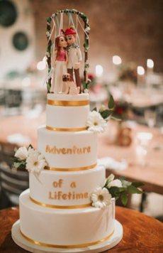 תמונה 1 של תמר על ההר - עוגות חתונה