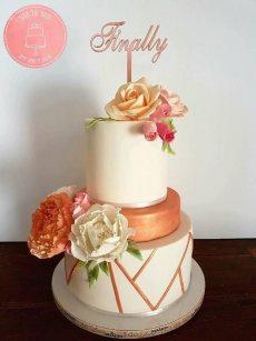 תמונה 5 מתוך חוות דעת על תמר על ההר - עוגות חתונה